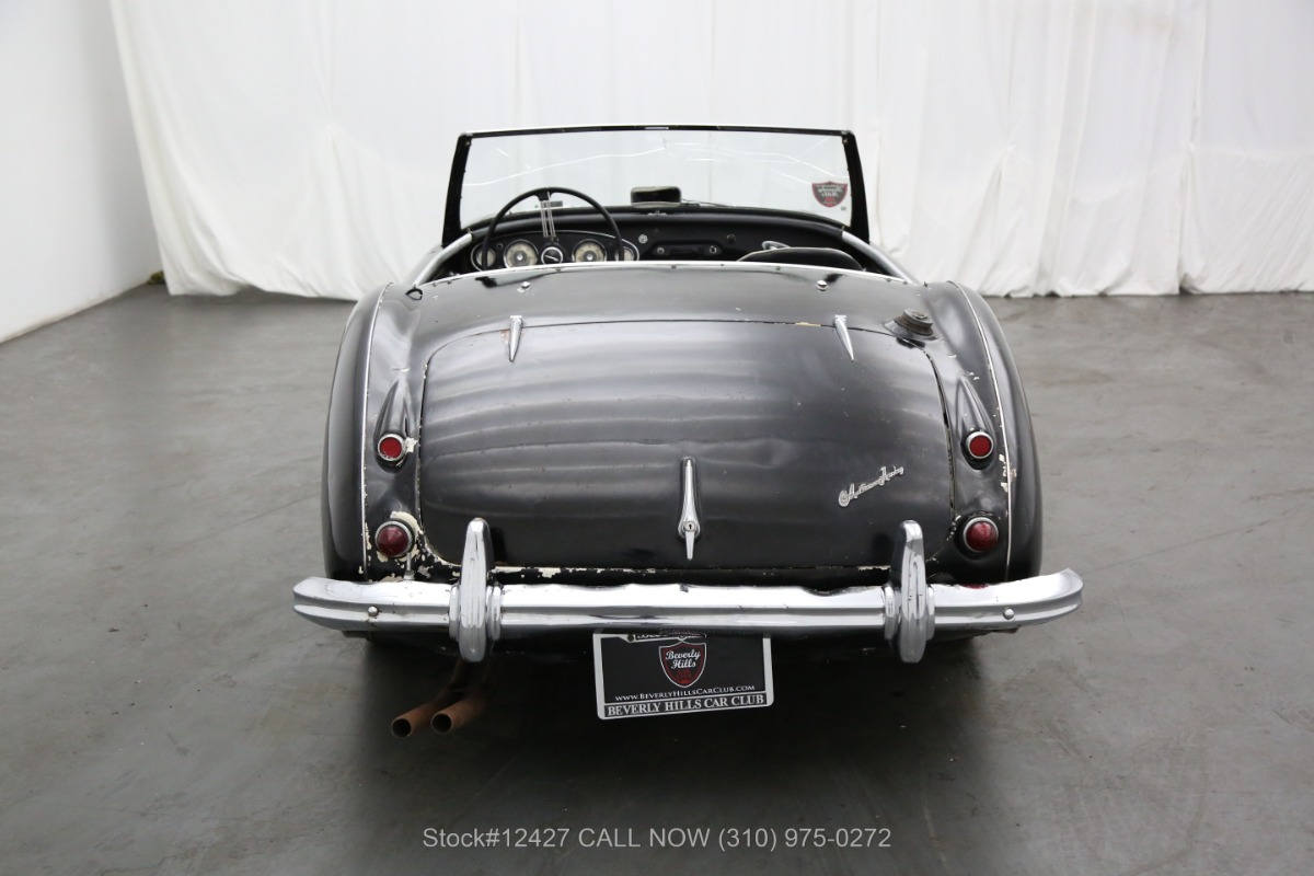 Used 1959 Austin-Healey 100-6 BN6 Convertible Sports Car | Los Angeles, CA