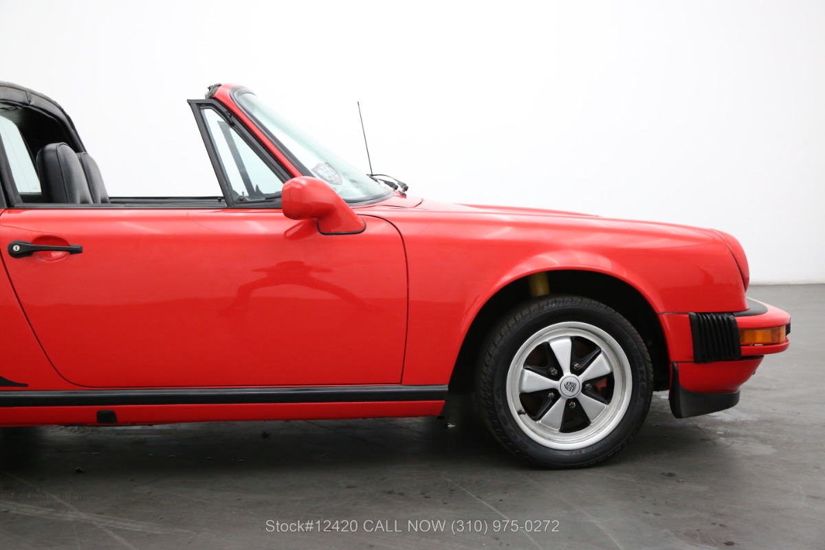 Used 1975 Porsche 911 Targa | Los Angeles, CA