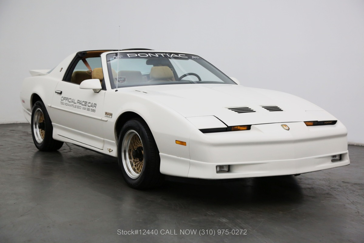 1989 Pontiac Trans Am Turbo