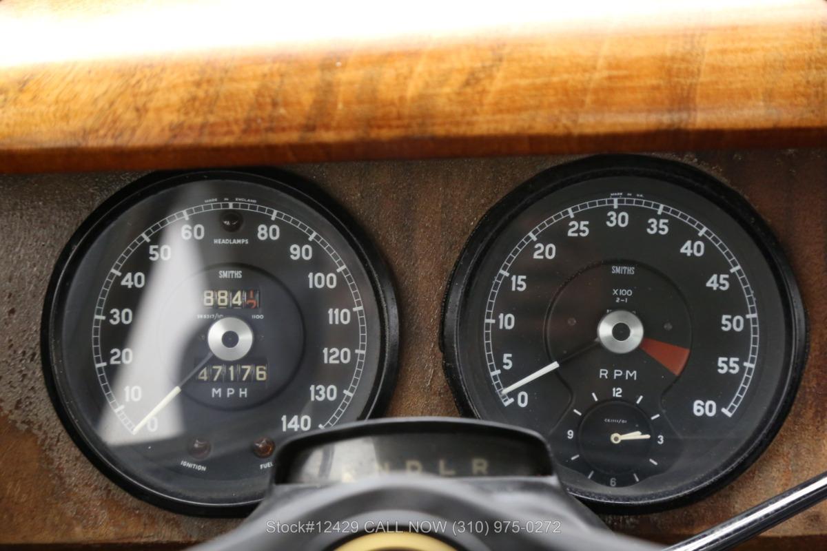Used 1967 Jaguar MK II    Los Angeles, CA