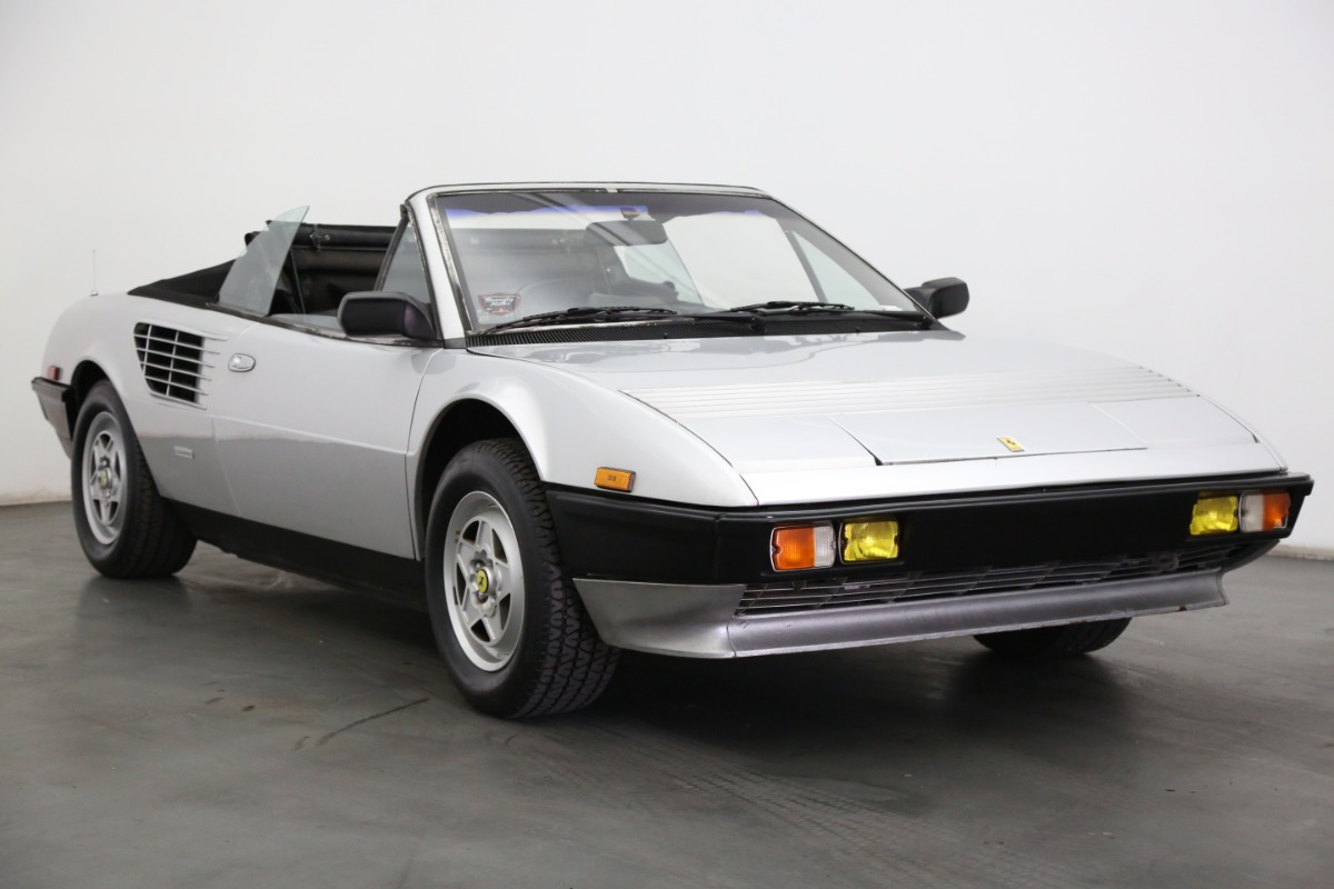 1985 Ferrari Mondial Cabriolet