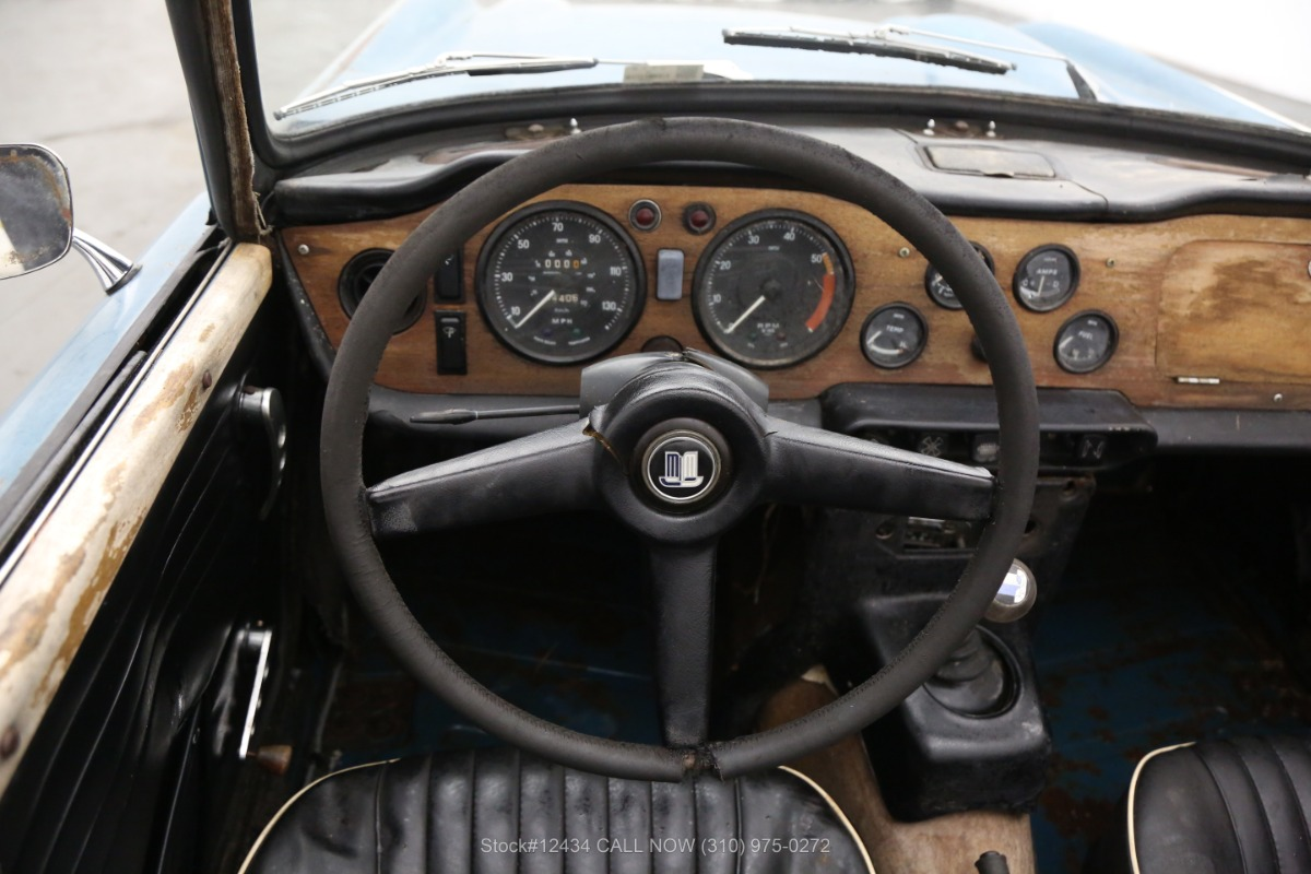 Used 1968 Triumph TR250  | Los Angeles, CA