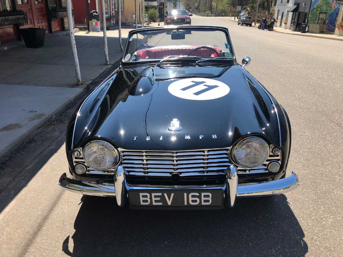 Used 1964 Triumph TR4    Los Angeles, CA