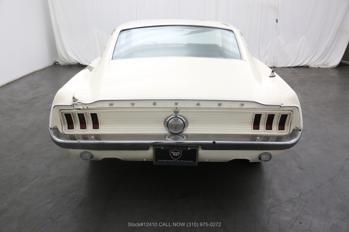 Used 1967 Ford Mustang GT Fastback S-Code | Los Angeles, CA