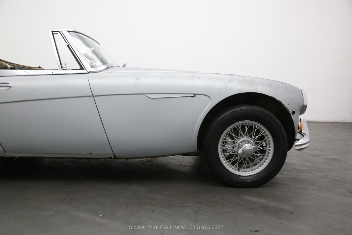 Used 1966 Austin-Healey 3000 Convertible Sports Car | Los Angeles, CA