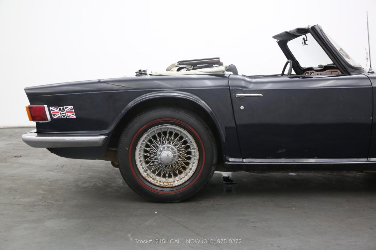 Used 1970 Triumph TR6  | Los Angeles, CA