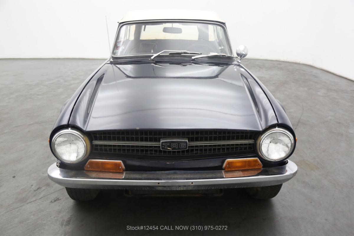 Used 1970 Triumph TR6    Los Angeles, CA