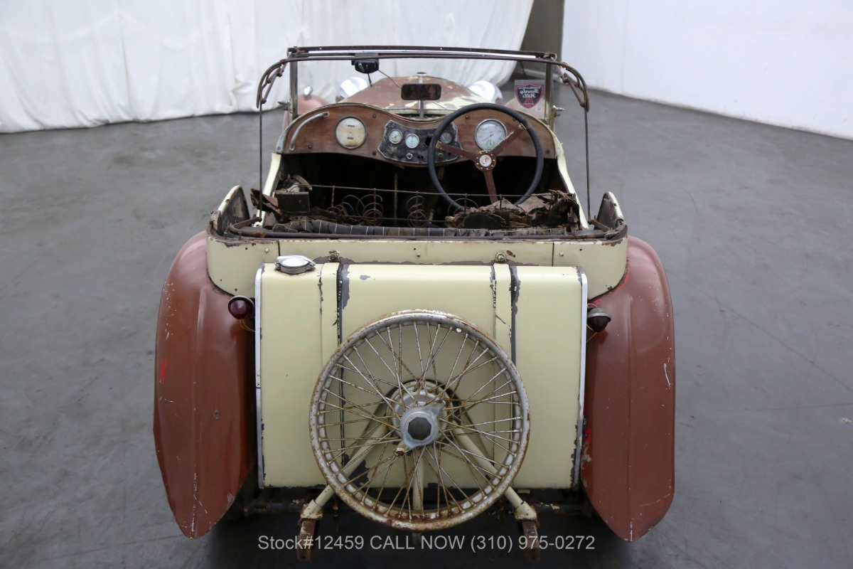 Used 1937 MG TA Right-Hand Drive  | Los Angeles, CA