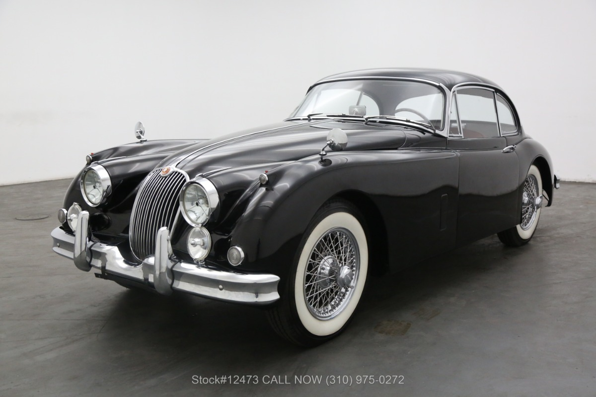 Used 1958 Jaguar XK150 Fixed Head Coupe | Los Angeles, CA