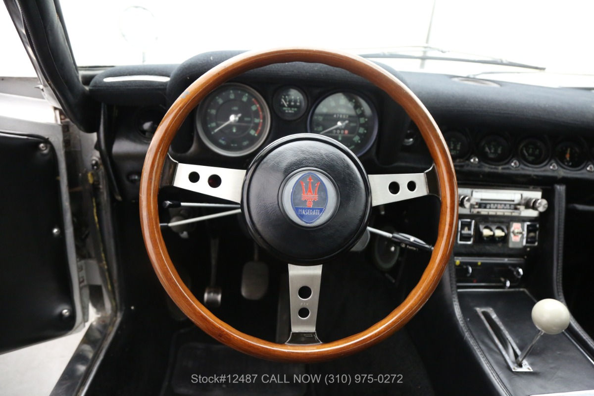 Used 1971 Maserati Indy 4.9  | Los Angeles, CA