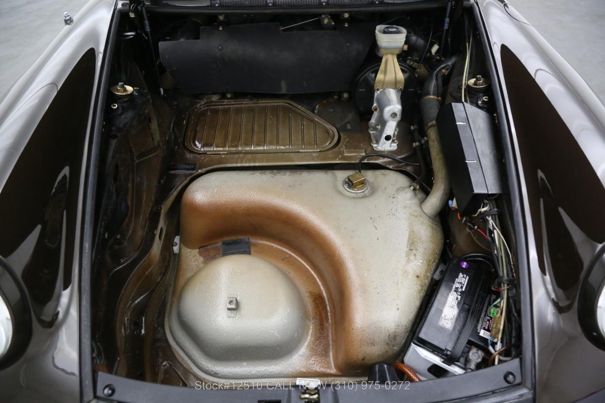 Used 1979 Porsche 930 Turbo Coupe | Los Angeles, CA