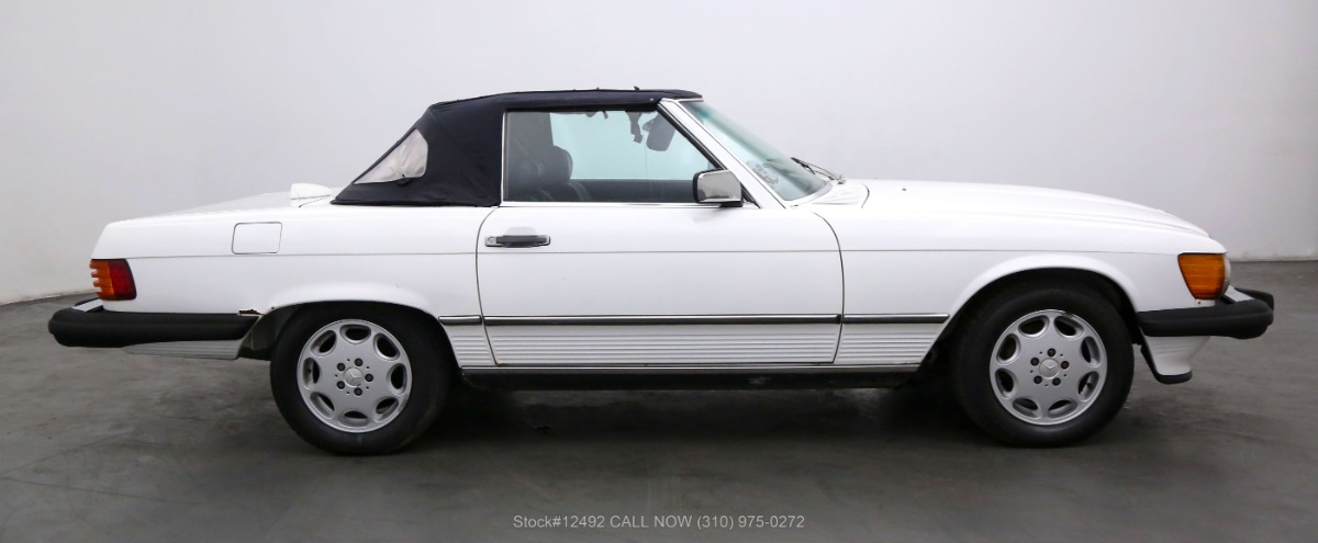 Used 1986 Mercedes-Benz 560SL  | Los Angeles, CA