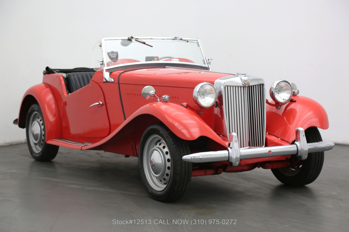 Used 1951 MG TD Roadster | Los Angeles, CA