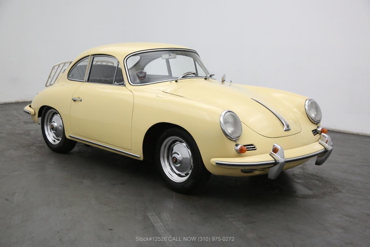 Used 1963 Porsche 356B T6 Coupe | Los Angeles, CA