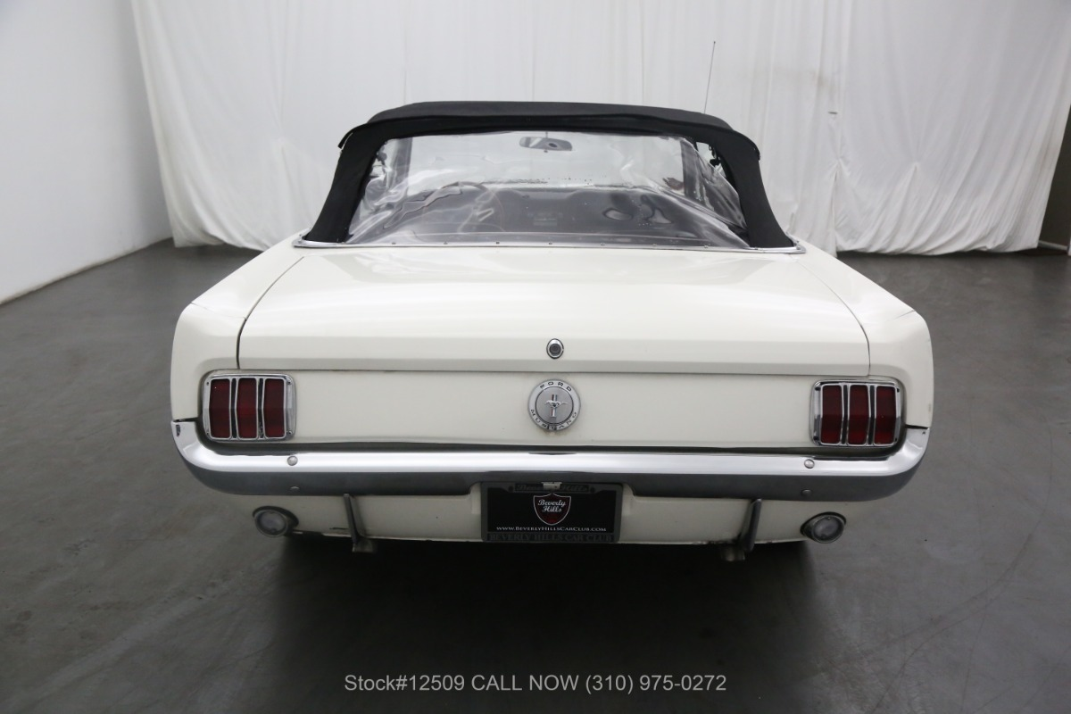 Used 1965 Ford Mustang Convertible C-Code | Los Angeles, CA