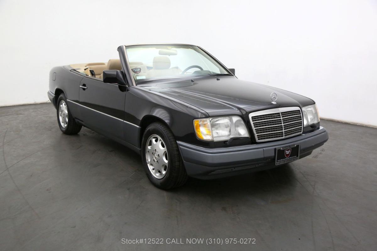 Used 1995 Mercedes-Benz E320 Cabriolet | Los Angeles, CA