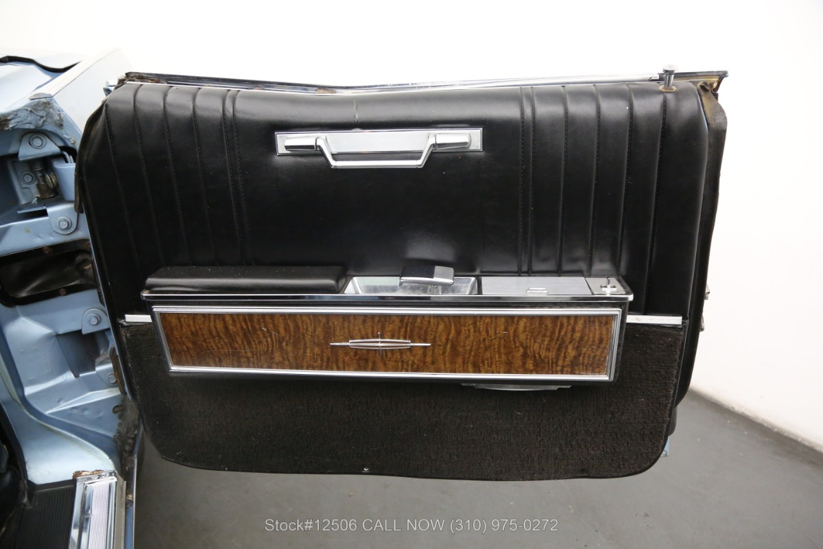 Used 1967 Lincoln Continental Convertible | Los Angeles, CA