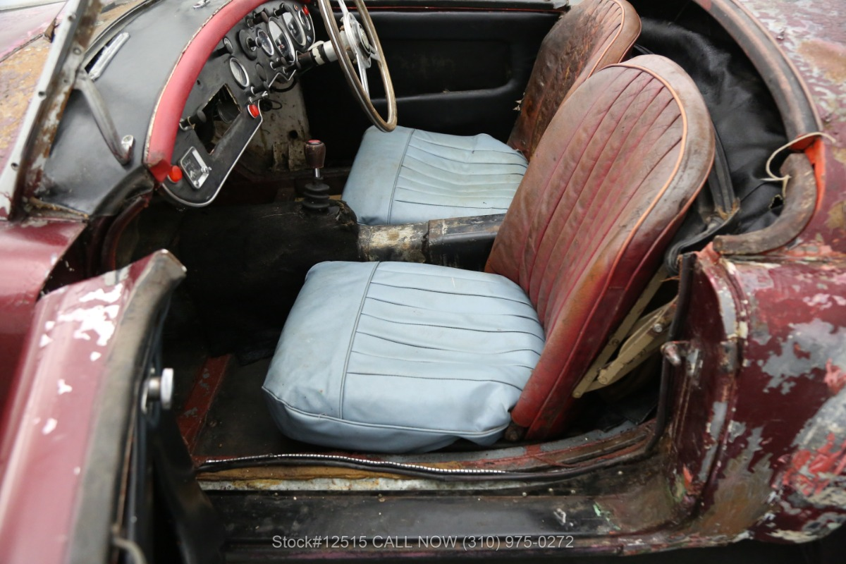 Used 1956 MG A Roadster Right-Hand Drive | Los Angeles, CA