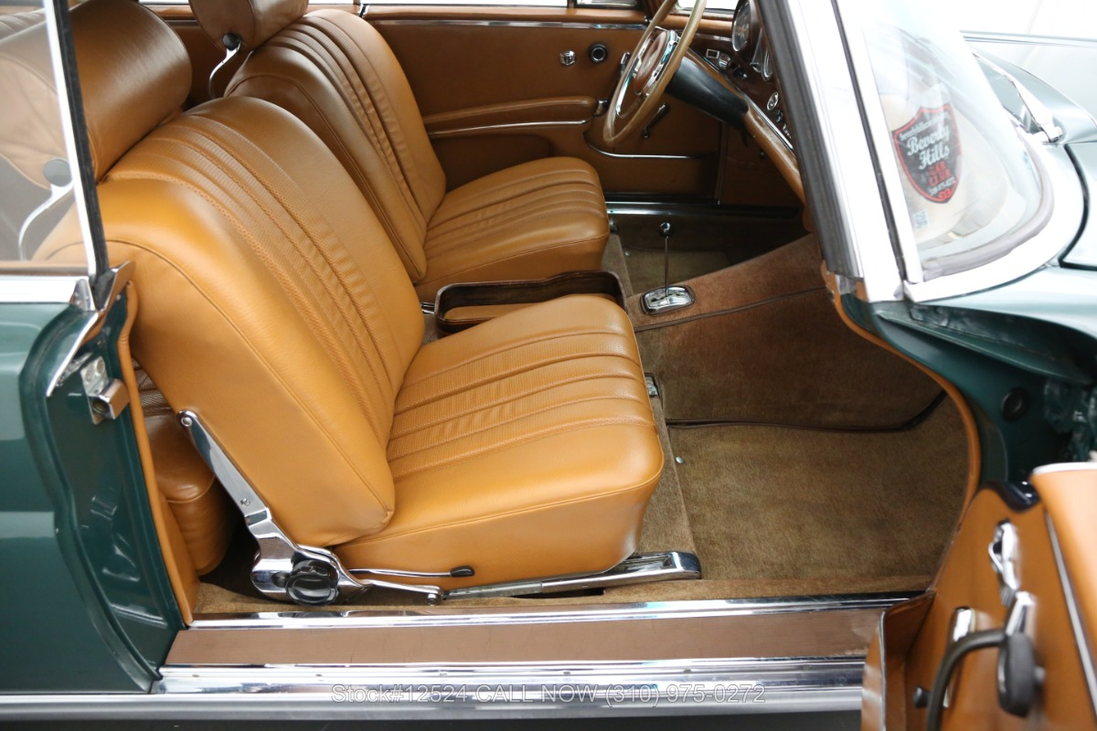 Used 1966 Mercedes-Benz 250SE Coupe | Los Angeles, CA