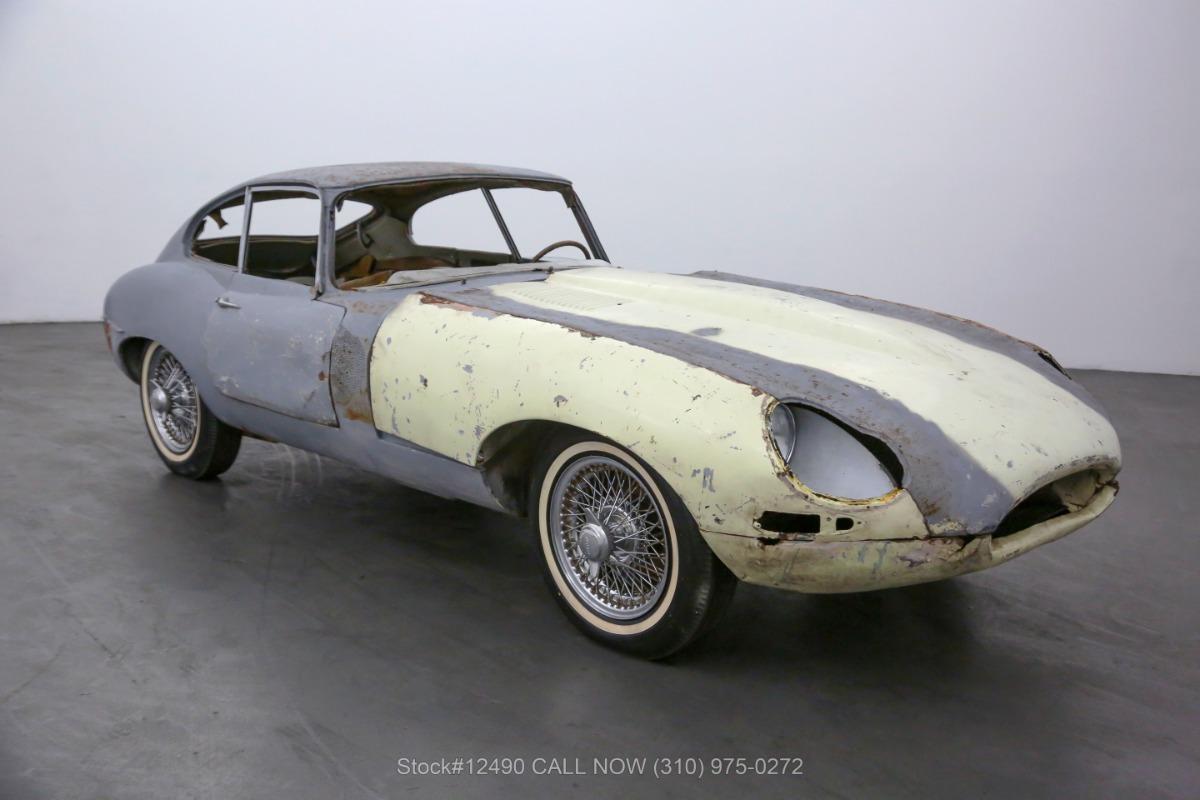 Used 1963 Jaguar XKE Fixed Head Coupe   Los Angeles, CA
