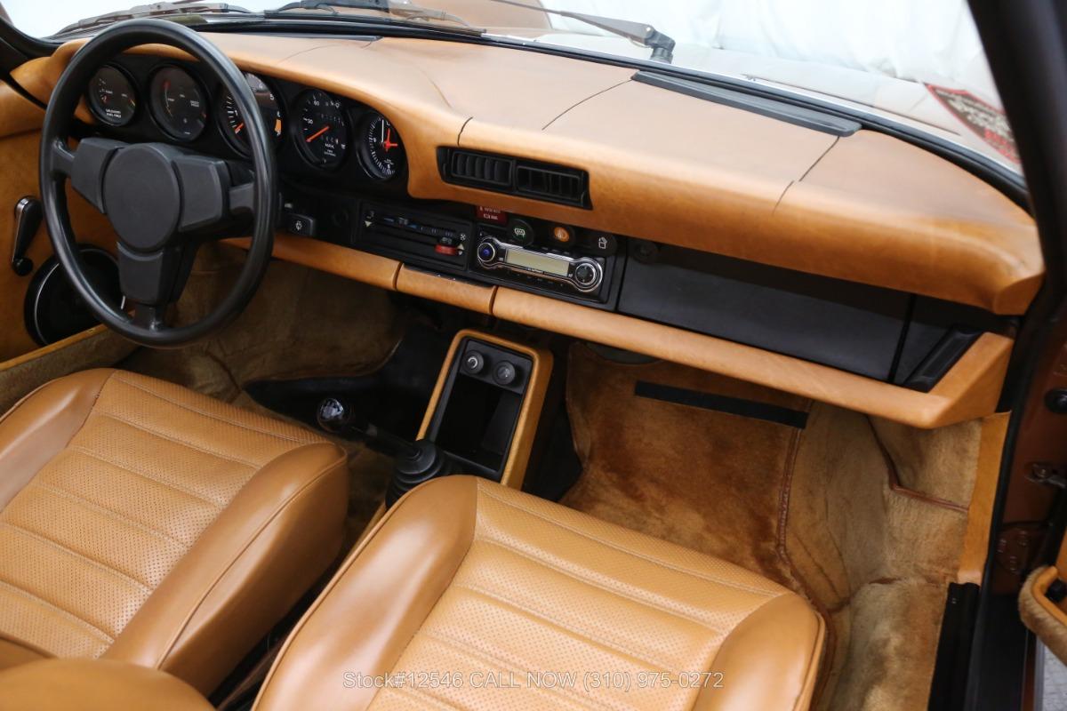 Used 1978 Porsche 911SC Targa   Los Angeles, CA