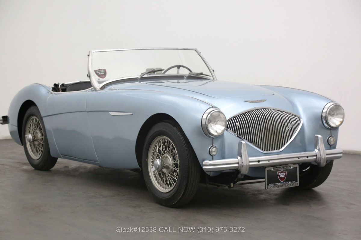 1956 Austin-Healey 100-4 BN2 Convertible Sports Car