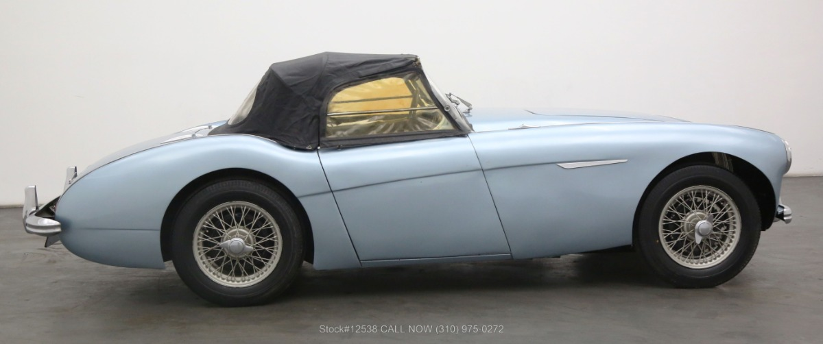 Used 1956 Austin-Healey 100-4 BN2 Convertible Sports Car | Los Angeles, CA