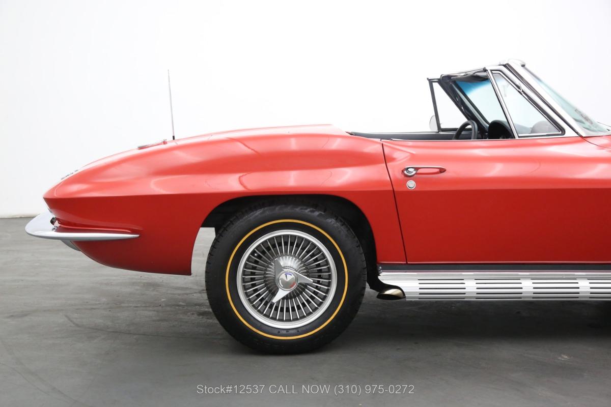 Used 1965 Chevrolet Corvette Convertible | Los Angeles, CA