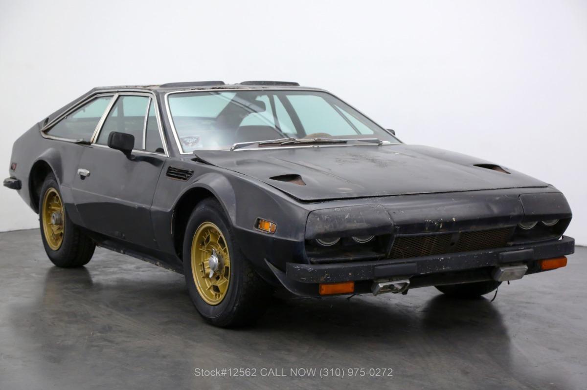 1973 Lamborghini Jarama 400 GT Dual Sunroof