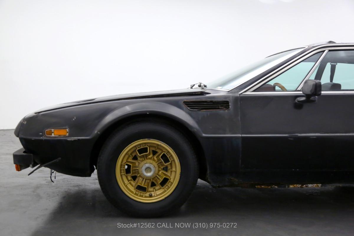 Used 1973 Lamborghini Jarama 400 GT Dual Sunroof | Los Angeles, CA