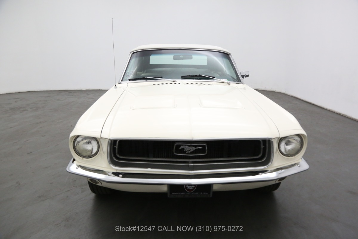 Used 1967 Ford Mustang Convertible C-Code | Los Angeles, CA