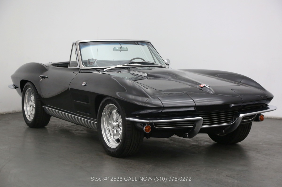 1963 Chevrolet Corvette Convertible