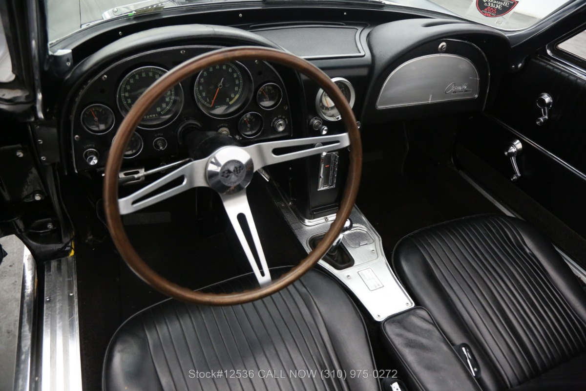 Used 1963 Chevrolet Corvette Convertible | Los Angeles, CA
