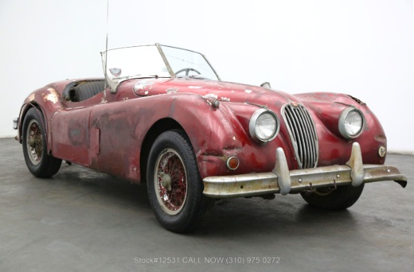 1955 Jaguar XK140MC