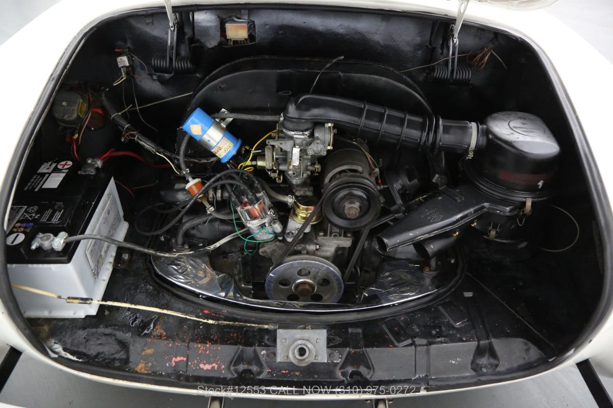 Used 1972 Volkswagen Karmann Ghia Convertible | Los Angeles, CA