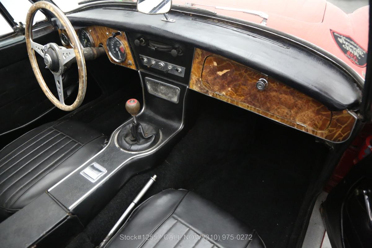 Used 1964 Austin-Healey 3000 BJ8 Convertible Sports Car | Los Angeles, CA