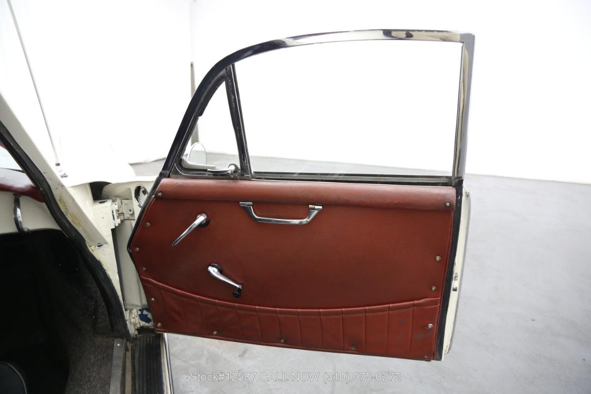 Used 1963 Porsche 356B 1600 Super Coupe | Los Angeles, CA