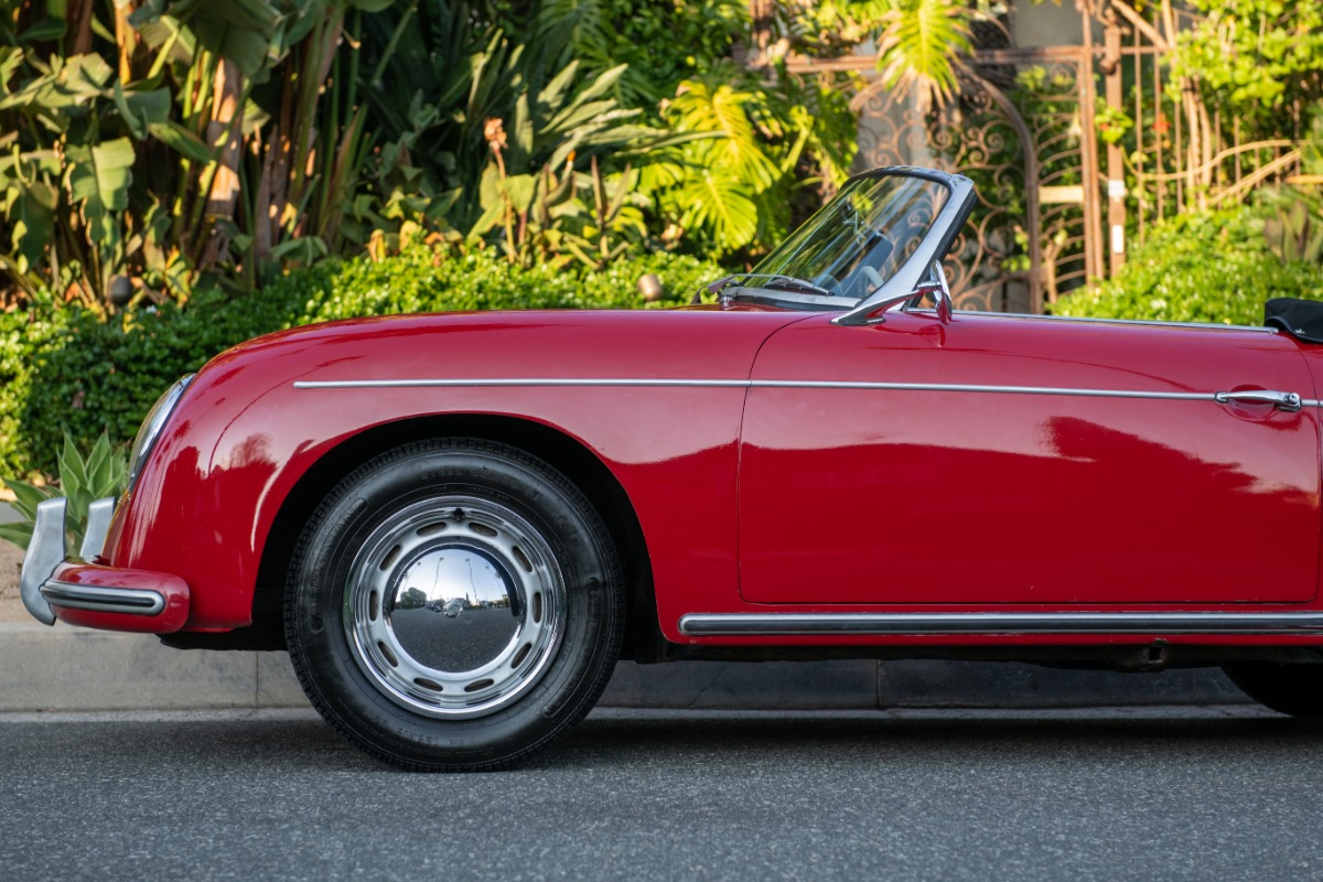 Used 1959 Porsche 356 Convertible D | Los Angeles, CA