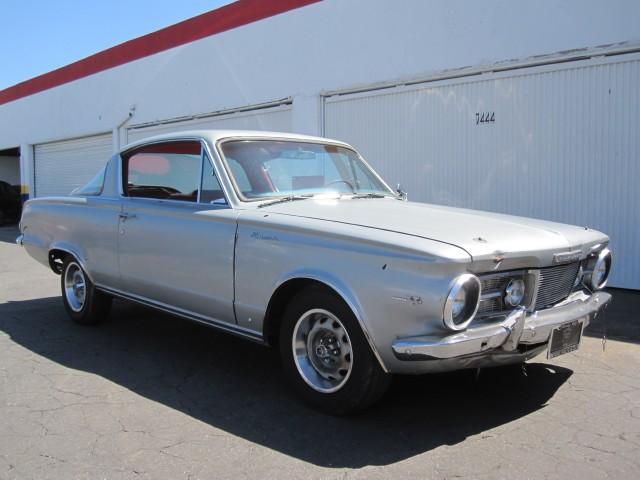 1965 Plymouth Barracuda V8 Commando | Beverly Hills Car Club