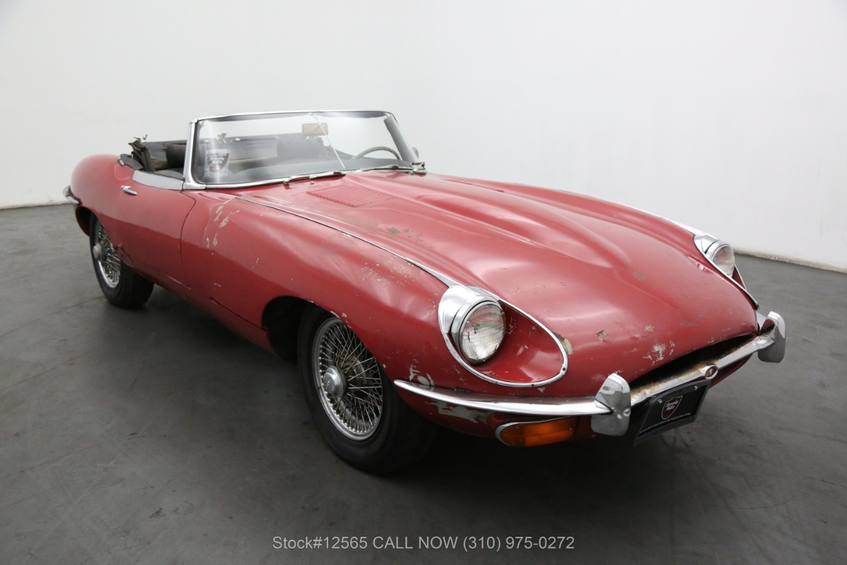 Used 1969 Jaguar XKE Roadster | Los Angeles, CA