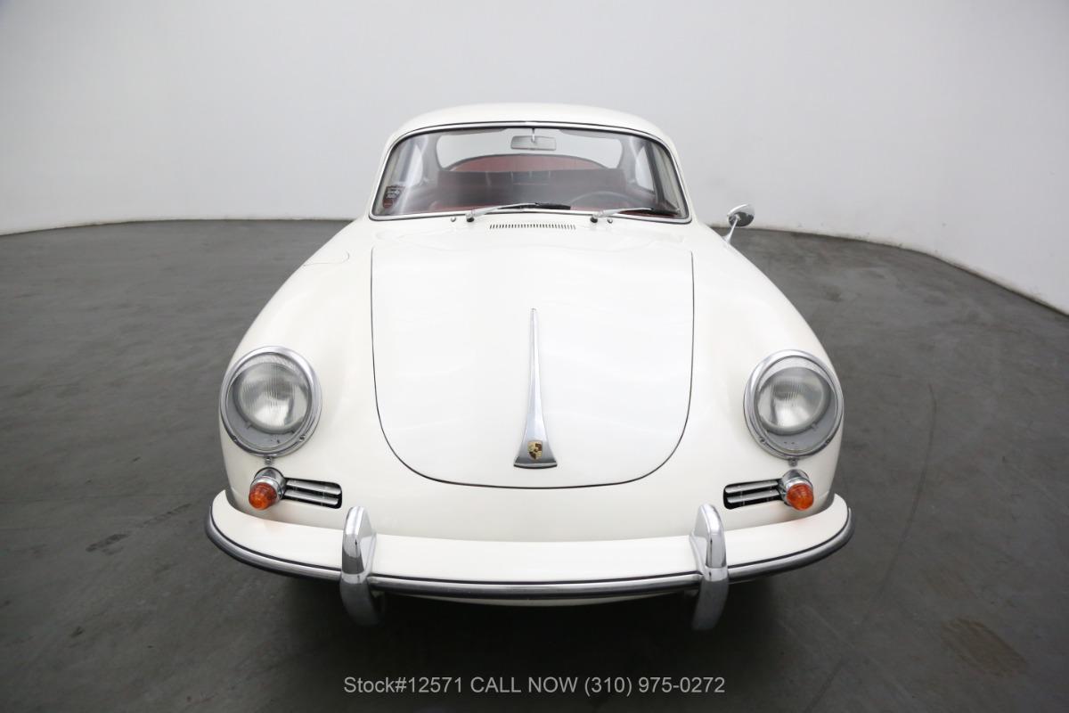 Used 1963 Porsche 356B Super 90 Coupe | Los Angeles, CA