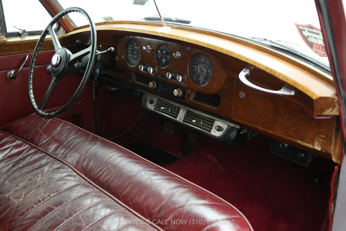 Used 1956 Rolls Royce Silver Cloud I Left-Hand Drive | Los Angeles, CA