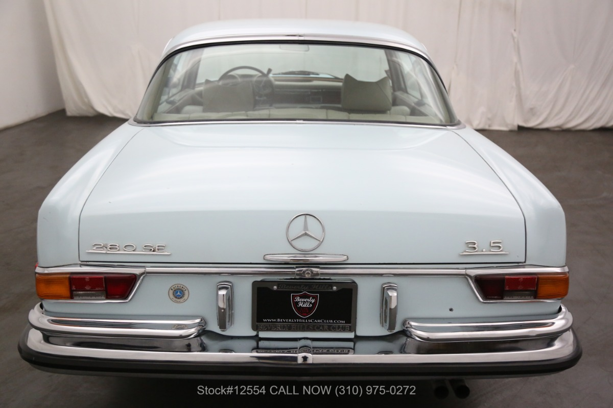 Used 1971 Mercedes-Benz 280SE 3.5 Coupe   Los Angeles, CA