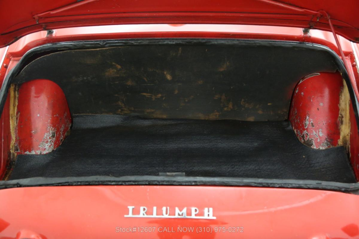 Used 1963 Triumph TR3  | Los Angeles, CA