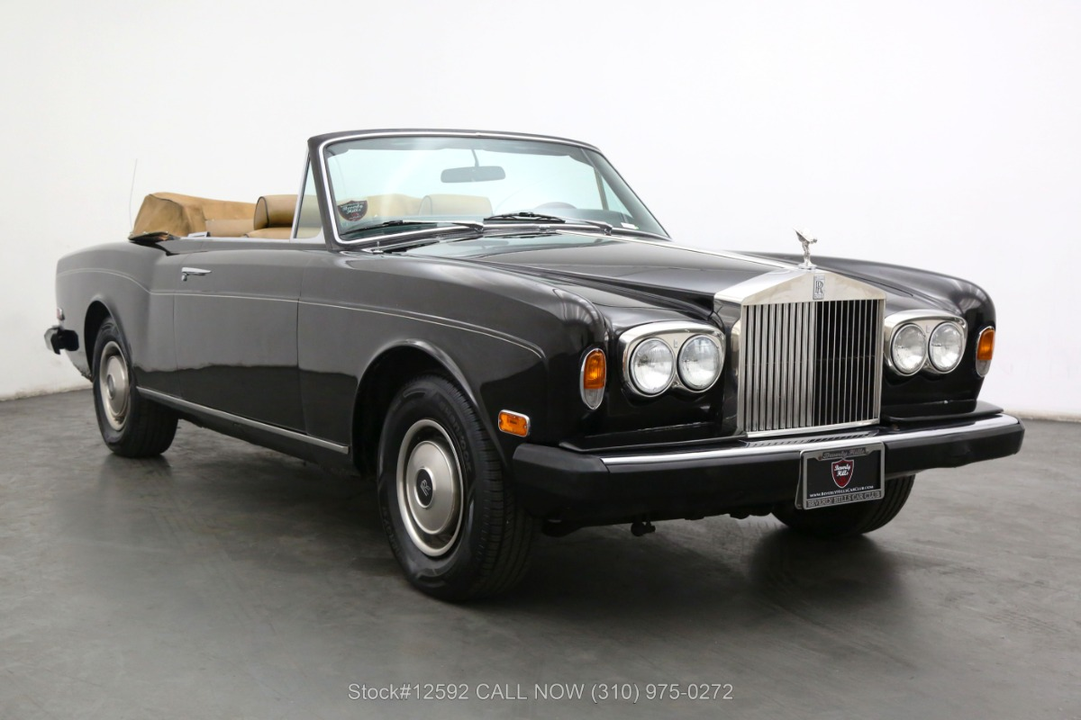 1976 Rolls Royce Corniche