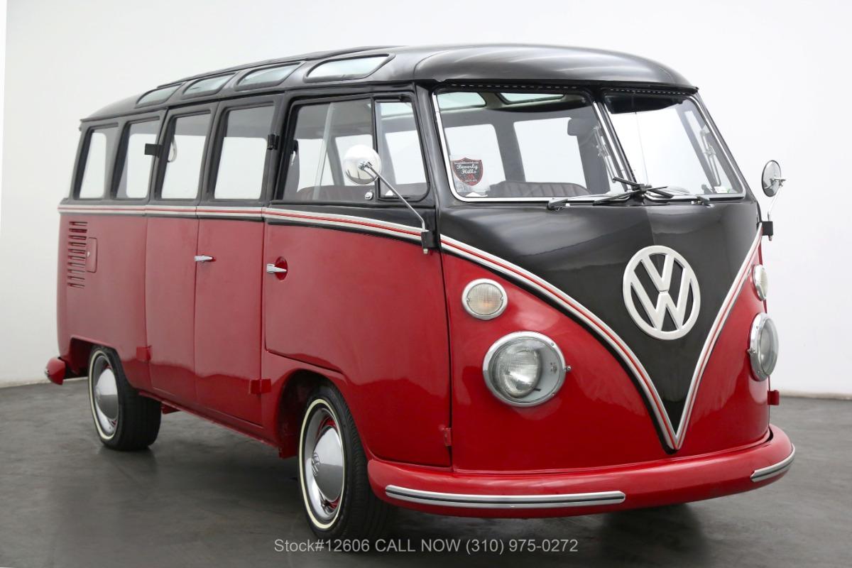 1965 Volkswagen Brazilian 23 Window Bus Conversion