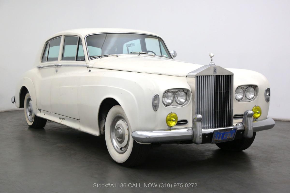 1965 Rolls Royce Silver Cloud III Left-Hand Drive