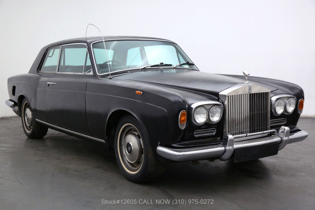 1967 Rolls Royce Silver Shadow Coupe