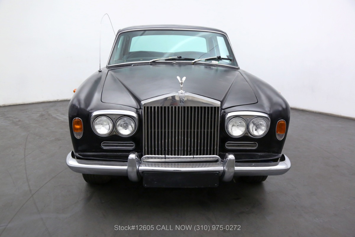 Used 1967 Rolls Royce Silver Shadow Coupe | Los Angeles, CA