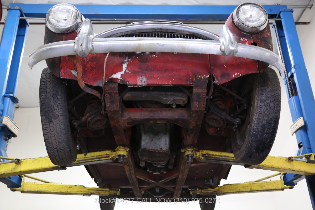 Used 1963 Austin-Healey 3000 Convertible Sports Car | Los Angeles, CA